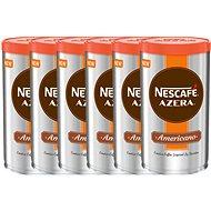 Nescafe Azera Americano, instantní, 6x1000g - Káva