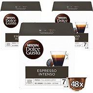 NESCAFÉ Dolce Gusto Espresso Intenso, 3 balení - Kávové kapsle