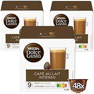NESCAFÉ Dolce Gusto Café Au Lait Intenso, 3 balení - Kávové kapsle