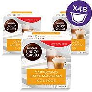 Nescafé Dolce Gusto White Mix Box 3 x 16ks - Kávové kapsle