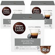 NESCAFÉ Dolce Gusto Espresso Barista, 3 balení - Kávové kapsle