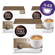 Nescafé Dolce Gusto Essenza di Moka 16ks x 3 - Kávové kapsle