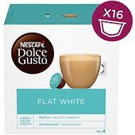 NESCAFÉ Dolce Gusto FLAT WHITE 16ks - Kávové kapsle