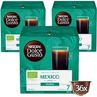 NESCAFÉ Dolce Gusto Mexico, 3 balení - Kávové kapsle