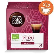 NESCAFÉ Dolce Gusto Peru Cajamarca Espresso 12ks - Kávové kapsle