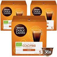 NESCAFÉ Dolce Gusto Colombia Sierra Nevada Lungo 12ks x 3 - Kávové kapsle