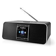 NEDIS RDIN5005BK černé - Rádio