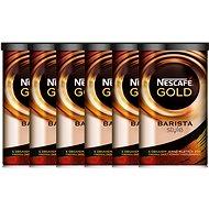 Nescafe Gold Barista, instantní, 6x100g - Káva