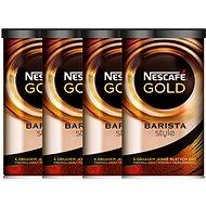 Nescafe Gold Barista, instantní, 4x180g - Káva