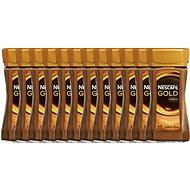 Nescafe Gold Crema, instantní, 12x100g - Káva