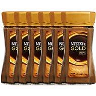 Nescafe Gold Crema, instantní, 6x200g - Káva