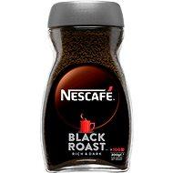 NESCAFÉ Black Roast, instantní káva, 200 g - Káva