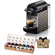 NESPRESSO Krups Pixie Titan XN304T10 - Kávovar na kapsle