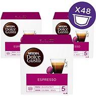 Nescafé Dolce Gusto Espresso 16ks x 3 - Kávové kapsle