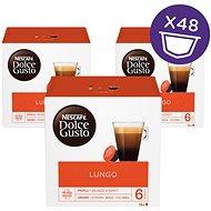 Nescafé Dolce Gusto Caffé Lungo 16ks x 3 - Kávové kapsle