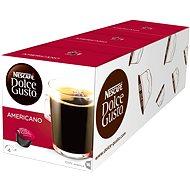 Nescafé Dolce Gusto Americano 16ks x 3 - Kávové kapsle