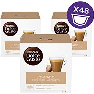 NESCAFÉ Dolce Gusto Cortado, 3 balení - Kávové kapsle