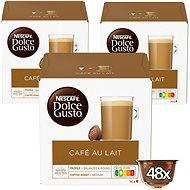 NESCAFÉ Dolce Gusto Café Au Lait, 3 balení - Kávové kapsle