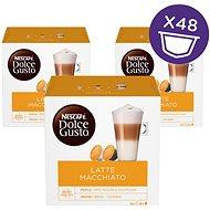 Nescafé Dolce Gusto Latte Macchiato 16ks x 3 - Kávové kapsle