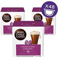 Nescafé Dolce Gusto Choco Caramel 16ks x 3 - Kávové kapsle