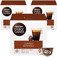 Nescafé Dolce Gusto Caffé Lungo Intenso 16ks x 3 - Kávové kapsle