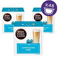 Nescafé Dolce Gusto Cappuccino Ice 16ks x 3 - Kávové kapsle