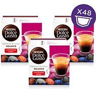 Nescafé Dolce Gusto Černý mix 16ks x 3 - Kávové kapsle
