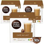 Nescafé Dolce Gusto Au Lait 30ks x 3 - Kávové kapsle