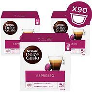 Nescafe Dolce Gusto Espresso 30ks x 3 - Kávové kapsle