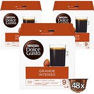 NESCAFÉ® Dolce Gusto® Grande Intenso – kávové kapsle – karton 3x16 ks - Kávové kapsle