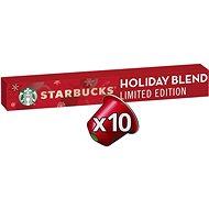 Starbucks by Nespresso Holiday Blend, limitovaná edice, 10 ks - Kávové kapsle