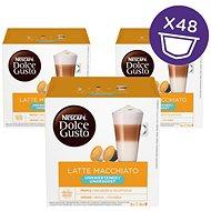 NESCAFÉ Dolce Gusto Latte Macchiato Unsweetened 3 balení - Kávové kapsle