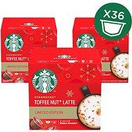 Starbucks by Nescafé Dolce Gusto Toffee Nut Latte, limitovaná edice, 3 balení - Kávové kapsle