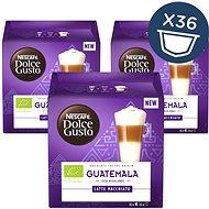 NESCAFÉ Dolce Gusto Guatemala Latte Macchiato, 3 balení - Kávové kapsle
