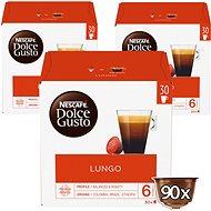 NESCAFÉ Dolce Gusto  Caffe Lungo XXL, 3 balení - Kávové kapsle