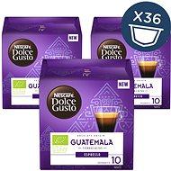 NESCAFÉ Dolce Gusto Guatemala Espresso, 3 balení - Kávové kapsle