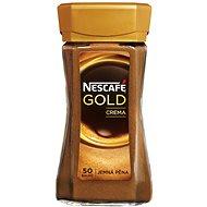 Nescafe, GOLD Crema Sklo 100g - Káva
