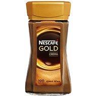 Nescafe, GOLD Crema Sklo 200g