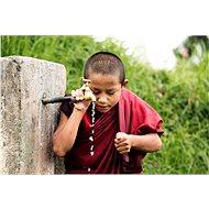 UNICEF ČR - umývárna pro malé mnichy v Bhútánu - Charitativní projekt