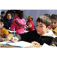 Člověk v tísni - pomoc dětem v Sýrii - Charitativní projekt