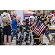 MDA RIDE - helping children with incurable muscular dystrophy - Charity Project