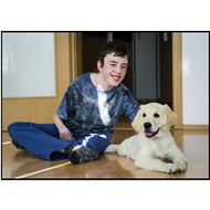 Our Child Foundation - assistance dog for Daniel