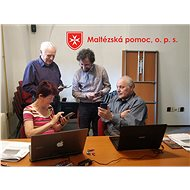 Maltese help - Modern senior - education of seniors in modern technologies - Charity Project