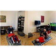 Nadační fond Seňorina - Zvedací židle HEBIX ulehčí život klientům i pečujícím - Charitativní projekt