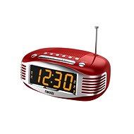 Nikkei NR400RD červený - Radiobudík