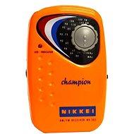 Nikkei NR3CHAMPIONOR - Rádio
