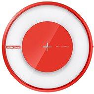 Nillkin Magic Disc 4 Red - Nabíjecí podložka