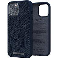 Njord Vatn Case for iPhone 12 Pro Max Petrol - Kryt na mobil