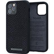 Njord Vindur Case for iPhone 12/12 Pro Dark Grey - Kryt na mobil