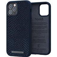 Njord Vatn Case for iPhone 12/12 Pro Petrol - Kryt na mobil